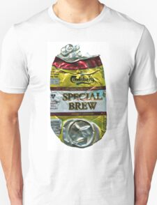 Special Brew - Crushed Tin T-Shirt