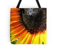 Burnt Siena Tote Bag