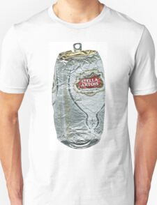 Stella Artois - Crushed Tin Unisex T-Shirt
