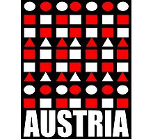 SWINGIN' AUSTRIA Photographic Print