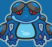 Seismitoad  by Eat Sleep Poke Repeat