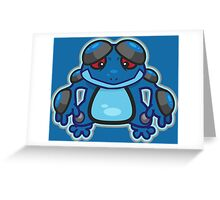 Seismitoad  Greeting Card
