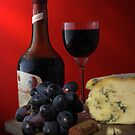 cheese and wine by jon  daly