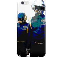 Daft Punk F1 iPhone Case/Skin