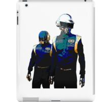 Daft Punk F1 iPad Case/Skin