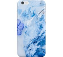 Three flowers iPhone Case/Skin