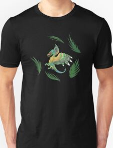 """Ancient Wings"" Quetzalcoatl Feathered Dragon Unisex T-Shirt"