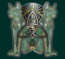 Horus Cats by spiralmirror