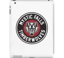 Mystic Falls Timberwolves iPad Case/Skin