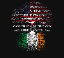American Grown with Irish Roots Unisex T-Shirt