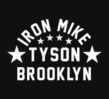 Iron Mike Tyson Brooklyn by hanelyn