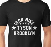Iron Mike Tyson Brooklyn Unisex T-Shirt