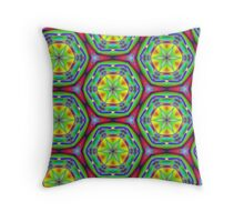 Psychedelic Pillow Cover / Tote Bag 2 Throw Pillow