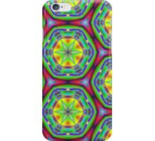 Psychedelic Pillow Cover / Tote Bag 2 iPhone Case/Skin