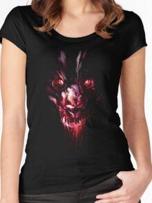 Beware the Werebear Women's Fitted Scoop T-Shirt