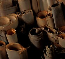 Scrolls by Sharon Stevens