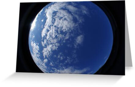 Earth or Space ? by AlMiller