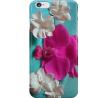 Orchids and Jasmine iPhone Case/Skin
