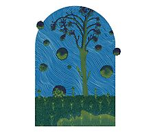 Gateway to Dream, after the Flammarion Engraving Photographic Print
