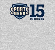 Sports Geek #SEATLONDON Unisex T-Shirt