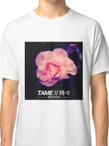 T A M E // M I D N I G H T  F L O W E R V1 Classic T-Shirt