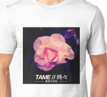 T A M E // M I D N I G H T  F L O W E R V1 Unisex T-Shirt