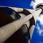 Auckland Sky Tower by Robert Scammell