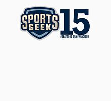 Sports Geek #SEAT2015 San Francisco Unisex T-Shirt