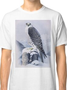 Vintage Bird-Available As Art Prints-Mugs,Cases,Duvets,T Shirts,Stickers,etc Classic T-Shirt