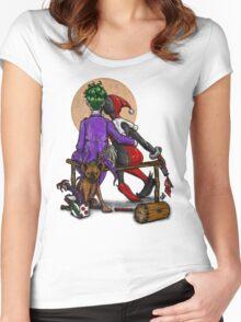 Little Jokesters Women's Fitted Scoop T-Shirt