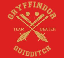 Gryffindor - Team Beater by quidditchleague