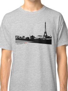 Live City Heart Classic T-Shirt