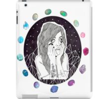 out of my mind iPad Case/Skin