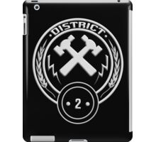 District 2 - Masonry iPad Case/Skin