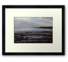 Looking Towards Whitby Framed Print