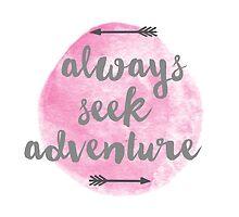 Adventure Seeker by theallegra
