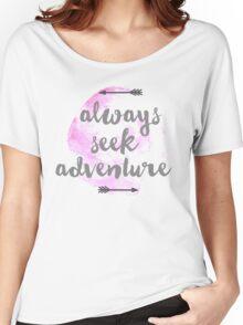Adventure Seeker Women's Relaxed Fit T-Shirt