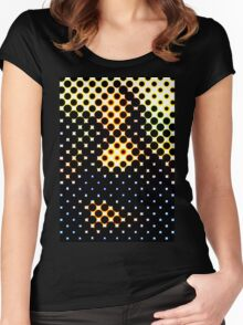 mona Women's Fitted Scoop T-Shirt