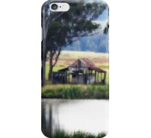 Country Scene - Pokolbin - Hunter Valley iPhone Case/Skin