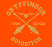 Gryffindor - Team Seeker Kids Clothes