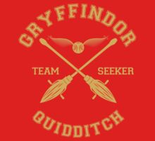Gryffindor - Team Seeker by quidditchleague