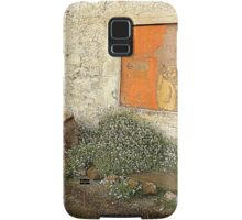 The Painted Window Samsung Galaxy Case/Skin