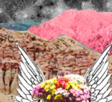 pretty little desert angel  Sticker