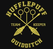 Hufflepuff - Team Keeper Kids Clothes
