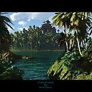 Tropical Green by Steve Davis