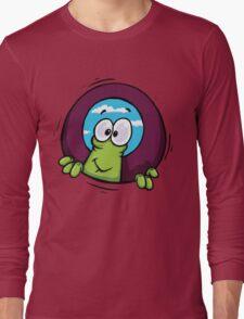 Ventilation! Long Sleeve T-Shirt
