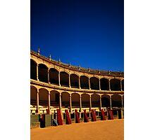 Plaza de Toros de Ronda Photographic Print