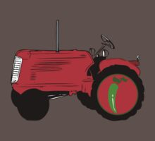 TRACTOR PEPPER by SofiaYoushi