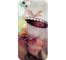 Monster Toothache iPhone Case/Skin