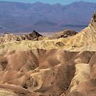 Zabriskie Point by Anne-Marie Bokslag